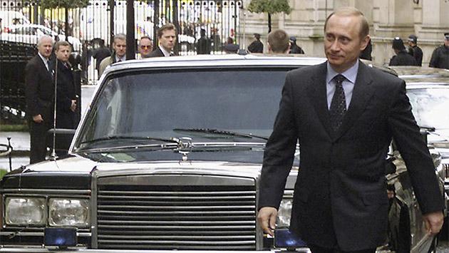 Vladimir Putin o el golpe de efecto permanente
