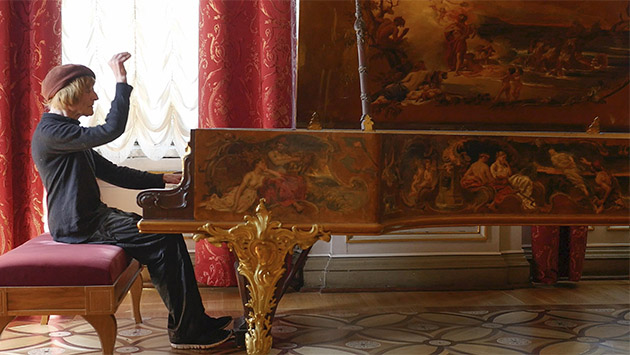 Oleg Karavaichuk. El temblor de la música