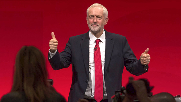 El corbynismo pretende ser el referente del socialismo europeo