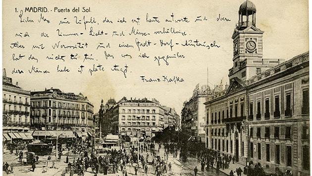 Paco Gómez. Los sueños secretos de Kafka