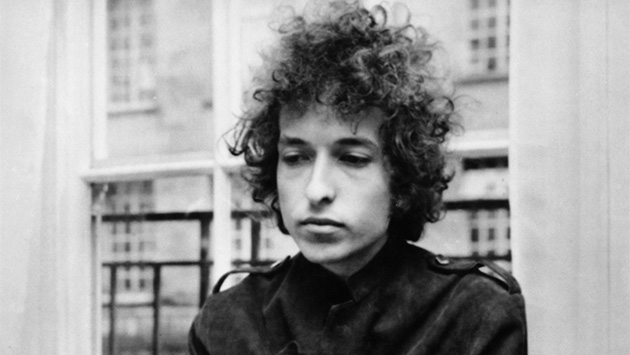 Bob Dylan eléctrico