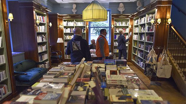 Novelas sobre el negocio de hacer novelas