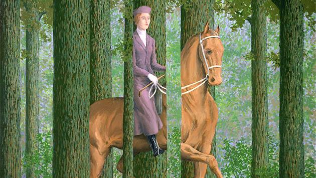 Magritte. Esto no es una exposición (de pintura)