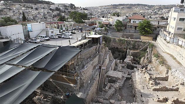 Guerra arqueológica en Jerusalén