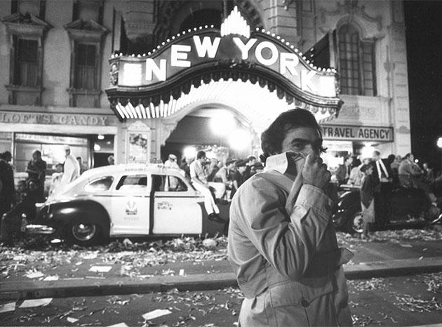 Martin Scorsese, historia de una cinefilia