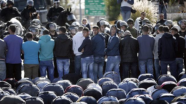Gaza y Cisjordania, cada vez más divididas