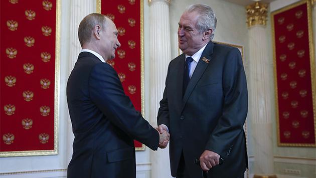 Rusia, el regreso a las viejas formas