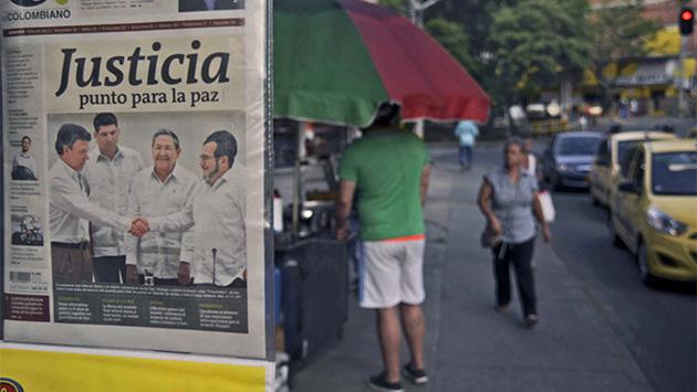 Colombia, la paz imperfecta