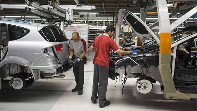 España, recuperación con salarios hundidos
