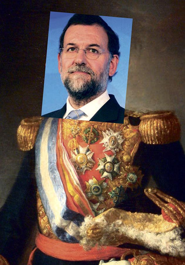 Mariano Rajoy y el espíritu de Narváez