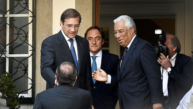 Seísmo en el sistema político portugués