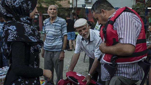 Refugiados: el negocio de la desesperación
