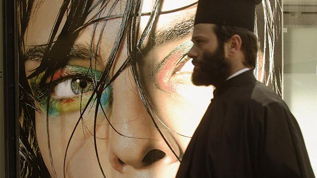 La Iglesia y la identidad nacional griega