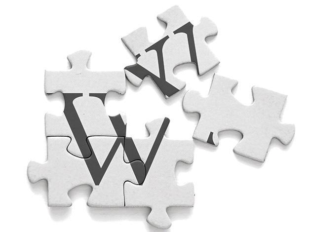 Las sombras de la razón en Wikipedia