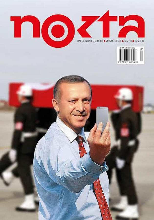 La implacable mordaza de Erdogan