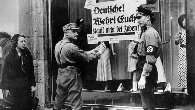 Una nueva mirada al Holocausto