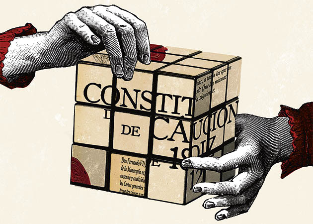 Identidades constitucionales