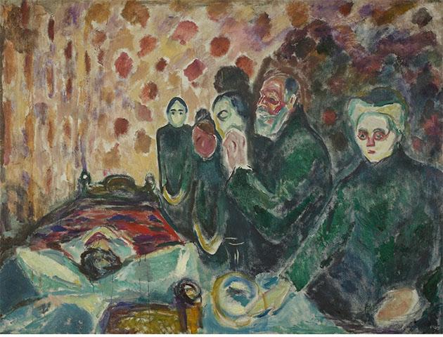 Munch, más allá de la pintura