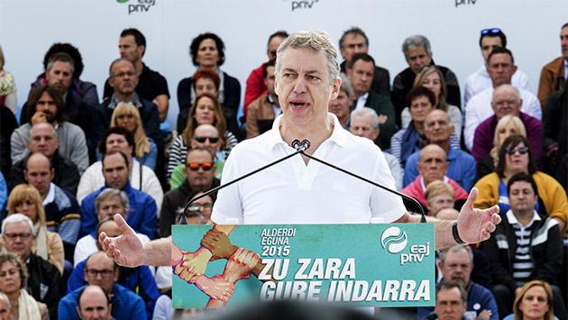El País Vasco se aleja de la senda catalana