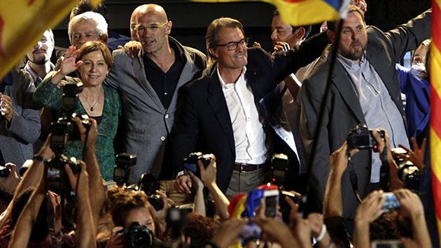 Cataluña afronta una difícil gobernabilidad