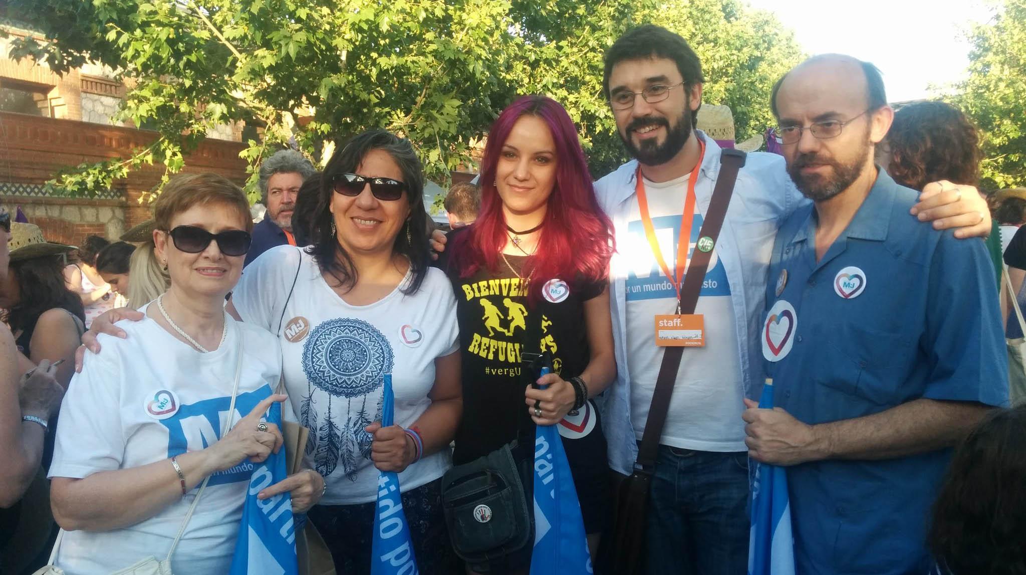 Diario de campaña (y IV): Al Congreso en Blablacar